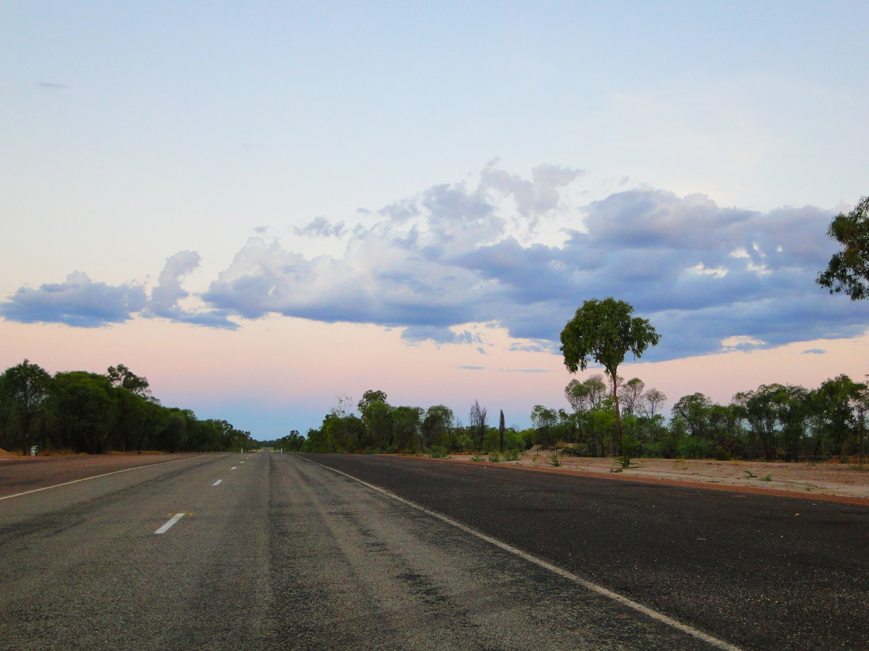 Photography // road to nowhere, Australia // 2011
